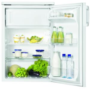 Zanussi ZRG15807WA Kühlschrank mit Gefrierfach unterbaufähig LEDEEK: A++