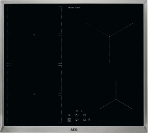 AEG IEE64070XB Kochfeld Induktion herdgebunden Edelstahlrahmen 60 cm