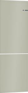 Bosch KSZ1BVK00 Champagner - Austauschbare Farbfront für Vario Style Kühl-Gefrier-Kombination
