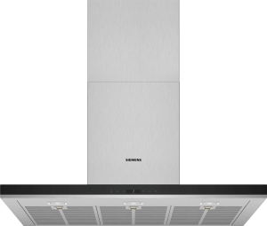 Siemens LC97BIP50Wandhaube 90cm breit LED.-Beleuchtung extrem leise Intensivstufe 702m³/h A