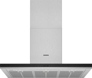 Siemens LC91BUR50 Wandhaube 90cm Förderleistung 920m³/hHome Connect-fähig über WLAN A+