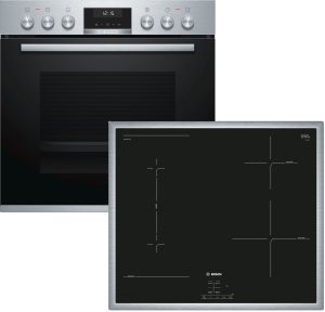 Bosch HND616LS65 ( NWP645CB2E + HEB517BS1 )