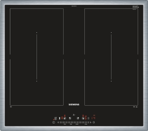 Siemens ED645FQC5E Kochfeld Induktion autark 60 cmFlachrahmen-Design