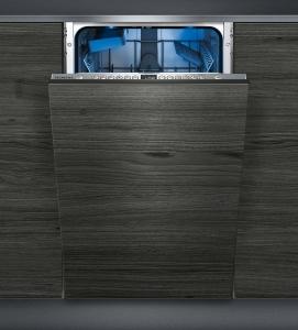 Siemens SR736D11IE Geschirrspüler vollintegrierbar 45 cminfoLight-blau varioScharnierEEK: A++