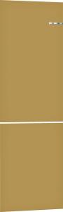 Bosch KSZ1BVX00 Perlgold -ZUBEHÖR- Austauschbare Farbfront für Vario Style Kühl-Gefrier-Kombination