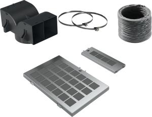 Bosch DWZ0AK0S0 Starterset regenerierbar für Umluftbetr.