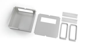 Bosch DSZ9ID0M0 Montageset für abnehmbaren Lüfter