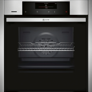 Neff BCT4664H (B46CT64H0) Backofen 60 cm 15 Heizarten SLIDE&HIDE HomeConnect TFT-Display