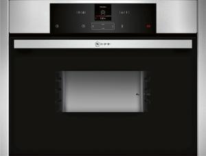 Neff CDR1500N (C15DR00N0) Dampfgarer 45 cmTFT-DisplaySoftClose