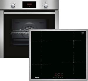 Neff XB36I ( B1CCC0AN0 + T36BB40N1 ) Backofenset5 Heizarten LED-DisplayInduktion