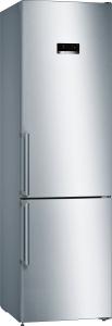 Bosch KGN39XIDQ Stand Kühl-Gefrier-Kombi Edelstahl antiFingerprintLED NoFrost