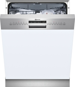 Neff GI4603NN( S413N60S3E Geschirrspüler integrierbar 60cm breit EdelstahlA++ Vario Speed Plus44dB