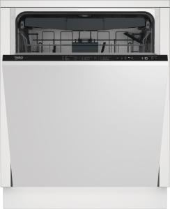 Beko DIN28431 Geschirrspüler vollintegrierbarLC-Display42dBlEEK: A+++