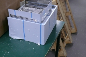 Siemens LZ57000*B-WARE 13298857*cleanAir Umluftkamin