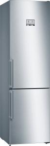 Bosch KGN39AIDR Stand Kühl-Gefrier-Kombination NoFrost 203 x 60 cm, Antifingerprint, VitaFresh plus