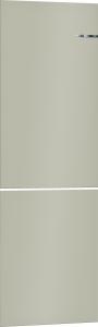 Bosch KSZ2BVK00 champagne -ZUBEHÖR- Austauschbare Farbfront für Vario Style Kühl-Gefrier-Kombination