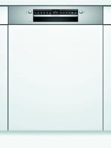 Bosch SMI4HTS31E Geschirrspüler integrierbar 60 cmEdelstahlHomeConnect