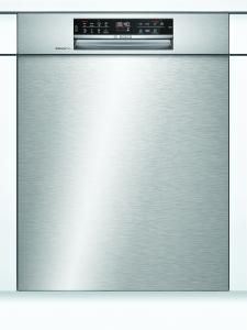 Bosch SMU6ECS57E Unterbau Geschirrspüler EdelstahlHomeConnect Startzeitvorwahl