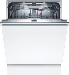 Bosch SMV6ZDX49E Geschirrspüler vollintegrierbar Zeolith HomeConnect EmotionLight TimeLight 42dB EEK:C
