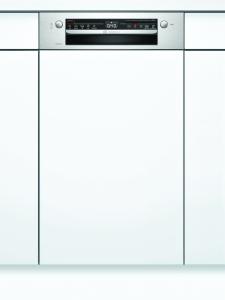 Bosch SPI2IKS10E Geschirrspüler integrierbar 45 cmEdelstahlHomeConnect48dB EEK: A+