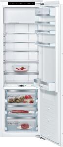 Bosch KIF82PFF0 Einbau Kühlschrank mit Gefrierfach 178 cm NischeVitaFreshLED