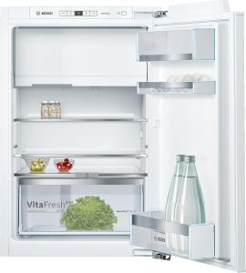 Bosch KIL22AFE0 Einbau Kühlschrank mit Gefrierfach 88 cm Nische VitaFreshPlusFreshSenseEEK: A++