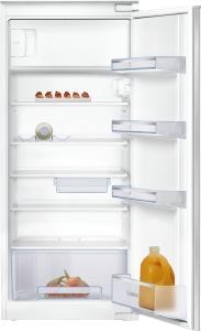 Bosch KIL24NSF0 Einbau Kühlschrank mit Gefrierfach 123 cm Nische SchleppscharnierLED