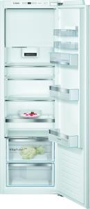 Bosch KIL82ADE0 Einbau Kühlschrank mit Gefrierfach 178 cm Nische VitaFreshPlusLEDFreshSense EEK:E