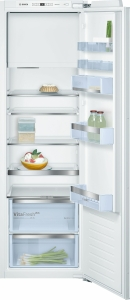 Bosch KIL82AFF0 Einbau Kühlschrank mit Gefrierfach 178 cm Nische VitaFreshPlusFreshSenseLED EEK: A++