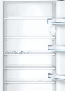 Bosch KIR24NFF0 Einbau Kühlschrank 123 cm NischeFlachscharnierLEDEEK: A++
