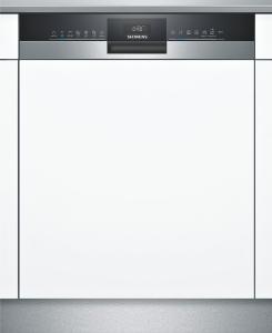 Siemens SN53HS60CE Geschirrspüler ingerierbar 60 cm Edelstahl HomeConnect Schublade Startzeitvorw. 44dB
