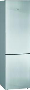 Siemens KG39VVIEA Stand Kühl-Gefrier-Kombi Edelstahl AntiFingerprintLEDLowFrostVarioZone