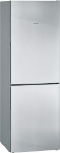 Siemens KG33VVLEA Stand Kühl-Gefrier-Kombi Edelstahl-Optik hyperFresh VarioZoneLED