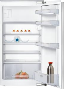 Siemens KI20LNFF1 Einbau Kühlschrank mit Gefrierfach 103 cm Nische FlachscharnierLED EEK:F