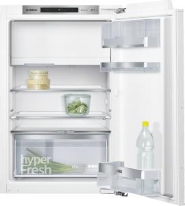 Siemens KI22LADD0 Einbau Kühlschrank mit Gefrierfach 88 cm Nische Flachscharnier hyperFreshPlusEEK: A+++