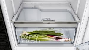 Siemens KI21RADD0 Einbau Kühlschrank 88 cm Nische FreshSenseAbtau-AutomatikLEDEEK: A+++