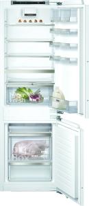 Siemens KI86SHDD0 Einbau Kühl-Gefrier-Kombi 178 cm Nische Flachscharnier LowFrost FreshSense