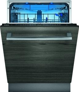 Siemens SX75ZX49CE XXL Geschirrspüler vollintegrierbar 60 cm Zeolith emotionLight sideLight 42/40dB EEK:C