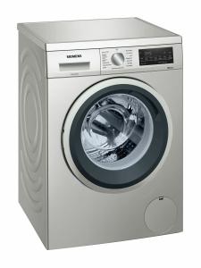 Siemens WU14UTS0 Waschmaschine 9 kg silber LED-Display Nachlegefunktion1400 U/minEEK: A+++