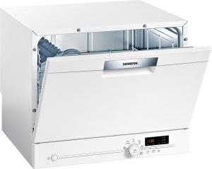 Siemens SK26E222EU Stand Geschirrspüler 60 cm weißStartzeitvorwahl