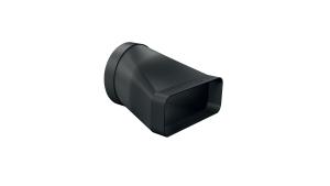 Neff Z861SI0 Adapterrohrstück 150 mm rund-flach