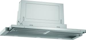 Neff D49ED52X1 Flachschirmhaube 90 cm Abluftleistung 758m³/h Griffleiste Sonderzubehör A