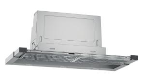 Neff D49ML54X1 Flachschirmhaube 90 cm Abluftleistung 708m³/h ohne Griffleiste A