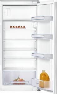 Bosch KIL24NFF0 Kühlschrank mit Gefrierfach 123 cm Nische Flachscharnier