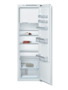 Bosch KIL82VFF0 Einbau Kühlschrank mit Gefrierfach 178 cm NischeLED