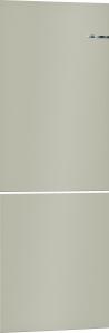 Bosch KSZ2AVK00 champagne -ZUBEHÖR- Austauschbare Farbfront für Vario Style Kühl-Gefrier-Kombination