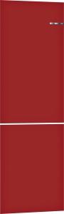 Bosch KSZ2BVR00 Kirschrot -ZUBEHÖR- Austauschbare Farbfront für Vario Style Kühl-Gefrier-Kombination