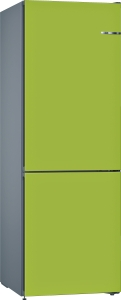 Bosch KVN36CHEA (KGN36CJEA,KSZ1AVH00) VarioStyle NoFrost Kühl-Gefrier-Kombi lime green