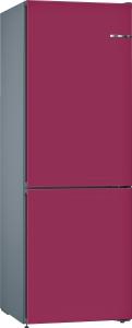 Bosch KVN36CLEA (KGN36CJEA,KSZ1AVL00) VarioStyle NoFrost Kühl-Gefrier-Kombi Pflaume