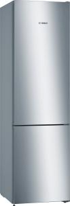 Bosch KGN392LEA Stand Kühl-Gefrierkombi NoFrostVitaFreshDimLightEdelstahl-Optik